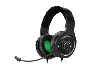 PDP Afterglow AG 6 Wired Gaming Headset for Xbox One - Black 048-103-NA-BK
