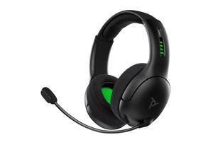 PDP Gaming LVL50 Wireless Stereo Headset with Noise Cancelling Microphone: Black - Xbox One 048-025-NA-BK