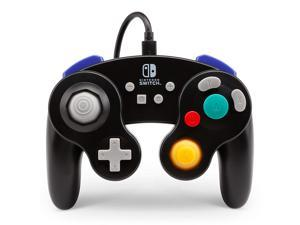 Power A Wired Controller for Nintendo Switch GameCube Style - Black 1507843-01