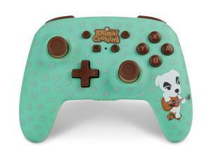 PowerA Enhanced Wireless Controller for Nintendo Switch - Animal Crossing: K.K. Slider 1515668-01