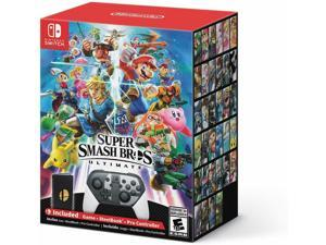 Super Smash Bros. Ultimate Special Edition W/ CONTR NSW Console Not Included
