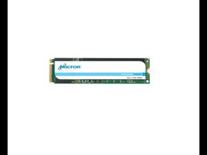 Micron 7300 MAX MTFDHBA400TDG-1AW1ZABYY M.2 2280 400GB PCIe Gen3 1x4, 2x2 NVMe Micron 96-layer 3D TLC NAND Enterprise Solid State Drive