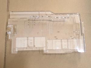 Supermicro MCP-310-49004-0N SC847/417 DP X9 universal PC air shroud 1368x13/12x13MB