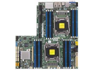 Supermicro X10DRW-IT Motherboard - Dual LGA2011 / Intel C612 / DDR4 / SATA3 / USB3.0