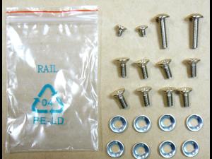 Supermicro MCP-410-00007-0N Chassis Mounting Rail Screw Bag