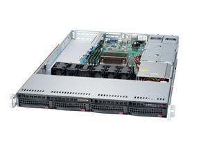 Supermicro SYS-5019S-WR 1U Server with X11SSW-F Motherboard