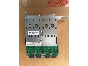 Supermicro AOM-SAS3-16I16E-LP 16-port Mini SAS HD Int-to-Ext cable adapter w/ LP bracket