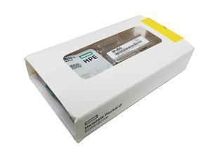 HPE 1G SFP LC SX 500m OM2 MMF Transceiver - J4858D