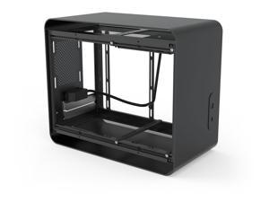 Streacom DA2 V2 Black Mini Itx Case