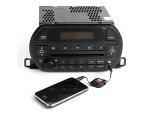 Nissan Altima 02-04 Radio AM FM CD Player w Aux 3.5mm Input - PY530 - 281853Z710