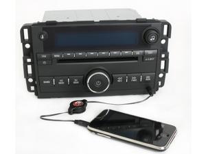 Chevy Impala 2011-12 Radio AM FM mp3 CD Player w Aux Input 20955156