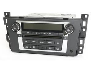 Cadillac DTS 2006 Radio AM FM mp3 CD Player w Aux Input - Part 15809941 UNLOCKED