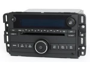 2007-2008 Chevy Impala Monte Carlo AM FM 6 Disc CD Radio w Aux Unlocked 15850679