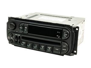 Dodge Neon 2002-05 Radio AMFM CD Player Upgraded w Aux Input - RBK - Slider Ver