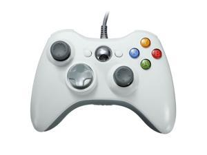White Wired USB Game Pad Gamepad Joypad Controller For Xbox360 Xbox 360&Slim PC Win7 US