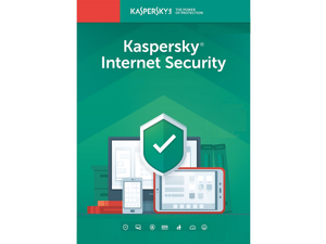 Kaspersky Internet Security for 3 Device Bilingual Retail (1 Year)