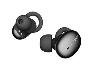 1MORE Stylish True Wireless Earbuds, Bluetooth 5.0, 24-Hour Playtime, Stereo In-Ear Headphones with Charging Case, Built-in Microphone, Alternate Pairing Mode Black