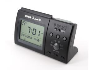 Al-Fajr Automatic Azan Clock Model CT-01 Islamic Muslium Nimaz Ramzan Gift Eid