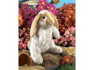 Folkmanis Standing Lop Rabbit Hand Puppet