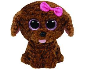Maddie Brown Dog Beanie Boo Small 6 inch - Stuffed Animal by Ty (36157)