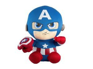 Captain America Beanie Baby (Marvel) - Stuffed Animal by Ty (41189)