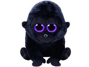 George Gorilla?Beanie Boo Medium 13 inch - Stuffed Animal by Ty (37144)