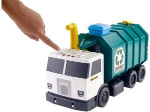 Matchbox Recycling Truck - Vehicle Toy by Mattel (DWR17)
