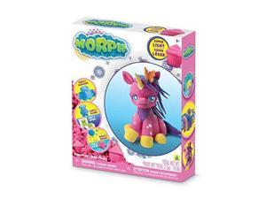Ultra Pink (Morph Dough) - Novelty Toy by Orb Factory (77310)