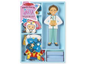 Melissa & Doug 5164 Julia Magnetic Dress-up Toy Set - 24 Piece