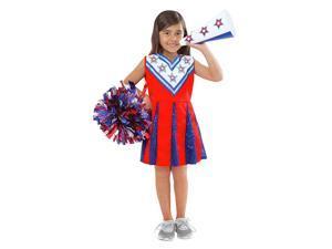 Cheerleader Costume - Dress-Up by Melissa & Doug (8509)