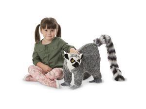 Lemur XXL - Stuffed Animal by Melissa & Doug (8809)