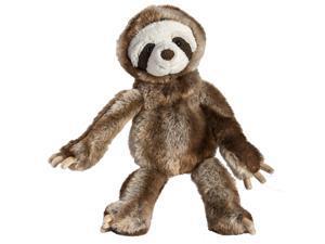 """Mary Meyer FabFuzz SlowMo Sloth Soft Toy Friend, 13"""""""