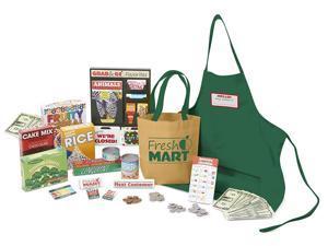Fresh Mart Grocery Set - Pretend Play Toy by Melissa & Doug (5183)