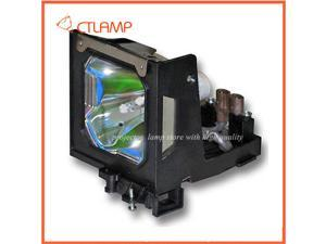 SANYO POA-LMP105 POALMP105 LAMP IN HOUSING FOR PROJECTOR MODEL PLC-XT25
