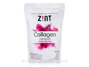 Collagen Hydrolysate (Pure Protein) - 32 oz (907 Grams) by Zint