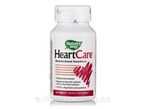 Heart Care (Hawthorn) - Nature's Way - 120 - Tablet