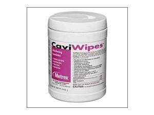 CaviWipes Disinfectant Wipes Can/160