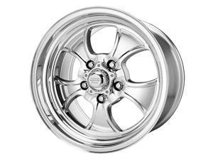 "American Racing VN450 Hopster 17x9.5 5x4.5"" +28mm Polished Wheel Rim 17"" Inch"