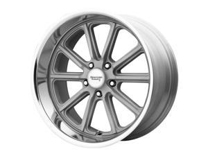 "American Racing VN507 Rodder 20x8 5x5"" +0mm Silver Wheel Rim 20"" Inch"