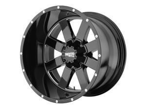 Moto Metal MO962 Black 20x10 6x139.7 -24mm (MO96221068324N)