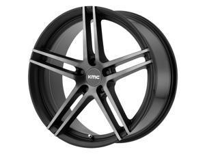KMC KM703 Monophonic Black 19x9.5 5x120 45mm (KM70399552545)