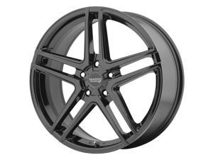American Racing AR907 Gloss Black 18x8 5x114.3 40mm (AR90788012340)