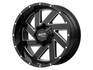 Moto Metal MO988 Melee Black Milled 22x10 6x135 / 6x139.7 -18mm (MO98822067318N)