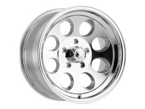 """Ion 171 16x8 5x135 -5mm Polished Wheel Rim 16"""" Inch"""