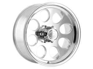 """Ion 171 16x10 8x170 -38mm Polished Wheel Rim 16"""" Inch"""