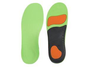 Memory Foam Medical Grade Plantar Fasciitis Insoles Arch Support Shoe Inserts, M
