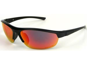 Rawlings R1901 Black / Red Adult Baseball / Softball Sunglasses 10247763.ACA