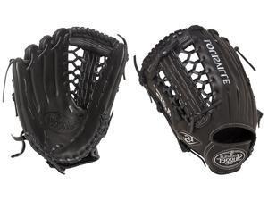 "LHT Lefty Louisville Slugger FG2514-BK127 12.75"" 125 Series Baseball Glove"
