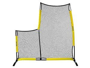 Easton Pop Up L-Screen Baseball/Softball Batting Practice Coach's Protective
