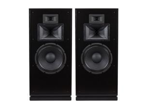 Klipsch Forte III Floor-Standing Speakers – Black – Pair